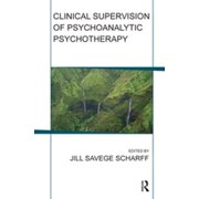 Clinical Supervision of Psychoanalytic Psychotherapy - eBook