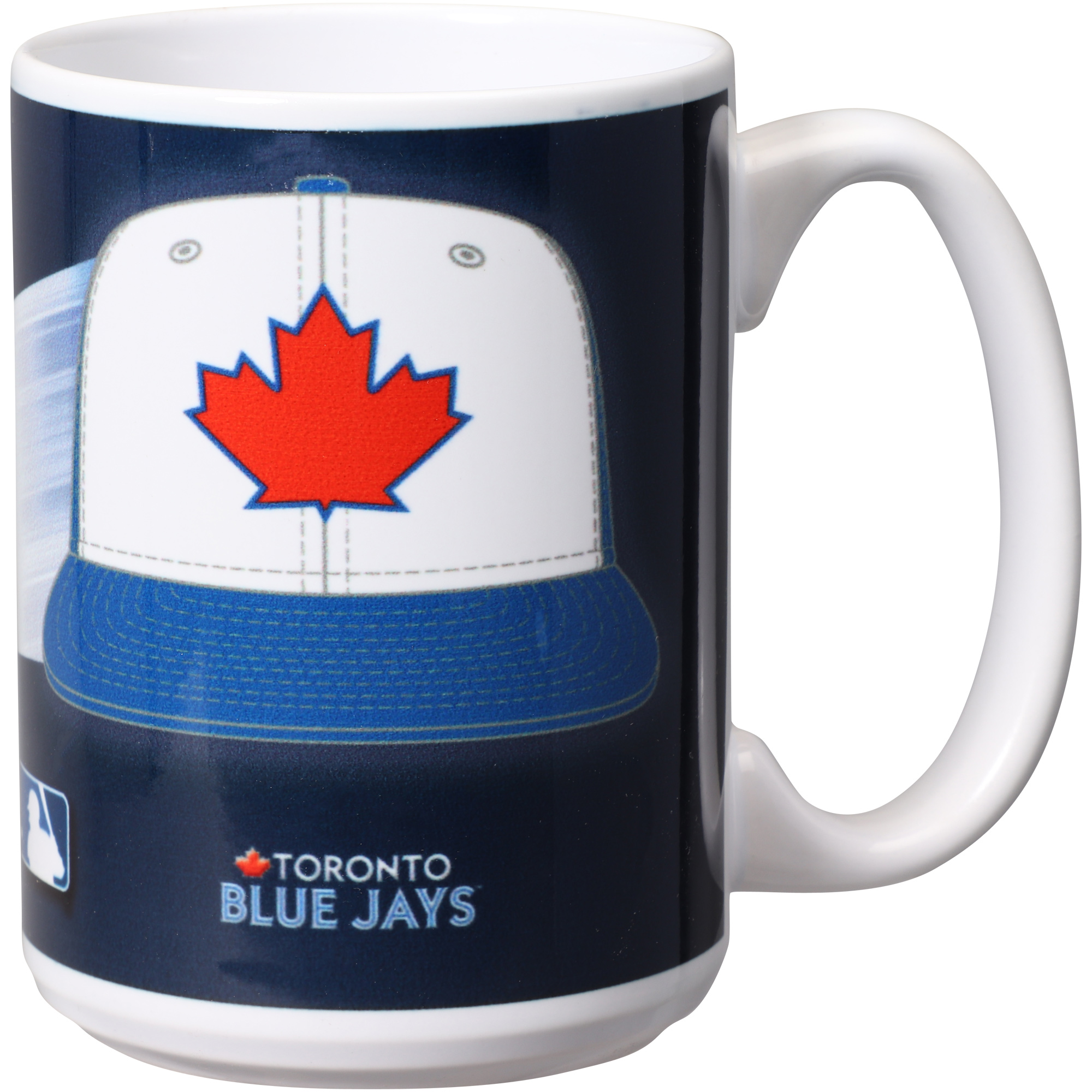 Toronto Blue Jays 15oz. Team 3D Graphic Mug - No Size