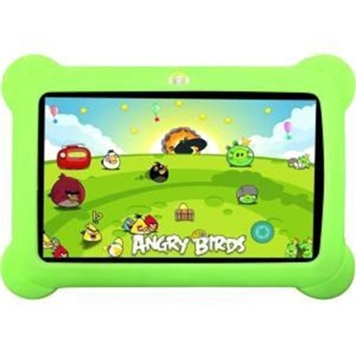 "Zeepad Kids TABZ7 Multi Touch 7"" Tablet PC w/ Android 4.4 Quad Core, Green"