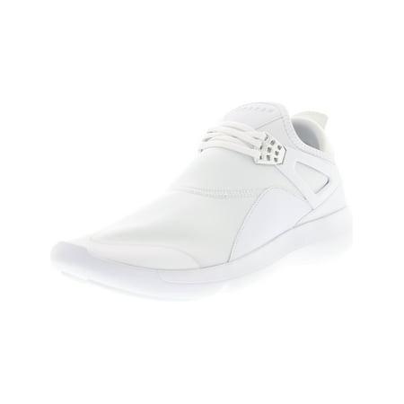 d0f4b583ef5e76 Nike Men s Jordan Fly 89 Black   - White Ankle-High Basketball Shoe 10M ...