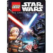 Star Wars Lego: The Empire Strikes Out (DVD) by NEWS CORPORATION