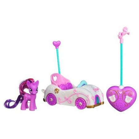 My Little Pony Twilight Sparkle RC Car Vehicle (My Little Pony Remote Control Car)
