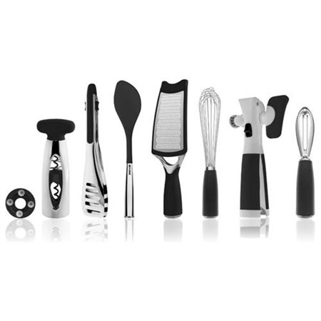 Art And Cook 8-piece Kitchen Tool Set