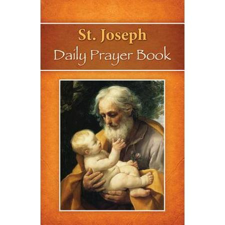 Saint Joseph Daily Prayerbook