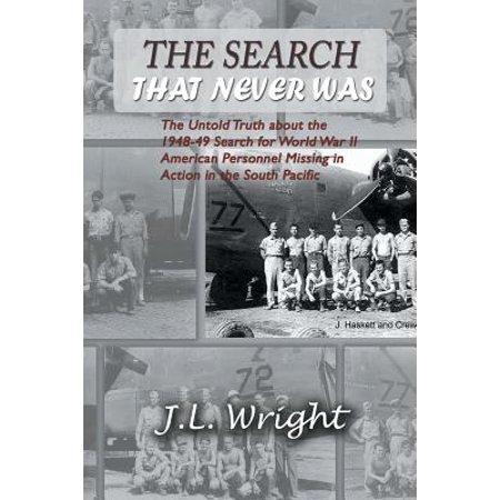 The Search That Never Was (Paperback)