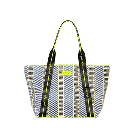Kendall + Kylie Shopper Tote Embossed Fashion Tote