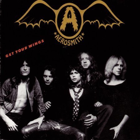 Get Your Wings (CD) (Remaster)