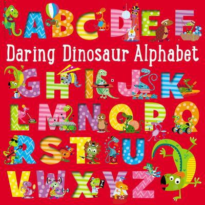 Daring Dinosaur Alphabet (Board Book)](Dinosaur Snack Ideas)