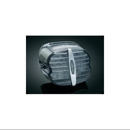 Kuryakyn LED Taillight Conversions Smoke Deluxe Fits 89-11 Harley-Davidson XL Models