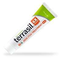 Terrasil® Jock Itch Treatment MAX Strength with All-Natural Activated Minerals® Relieves Jock-Itch 6X Faster (14gm Tube Size)