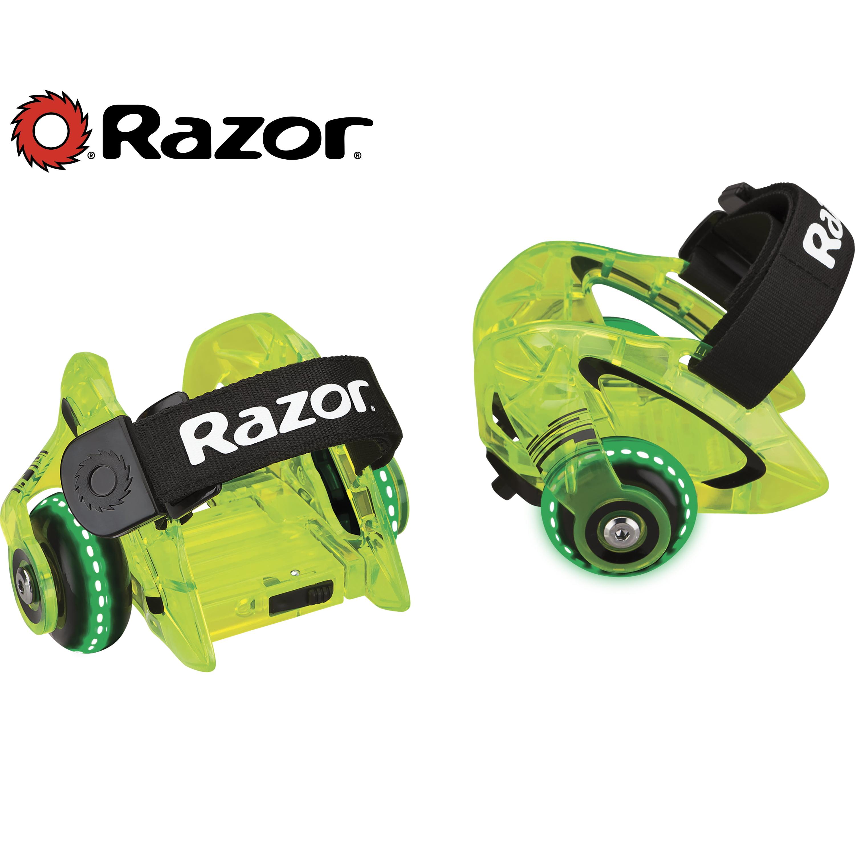 Razor Jetts DLX Heel Wheels with Sparks