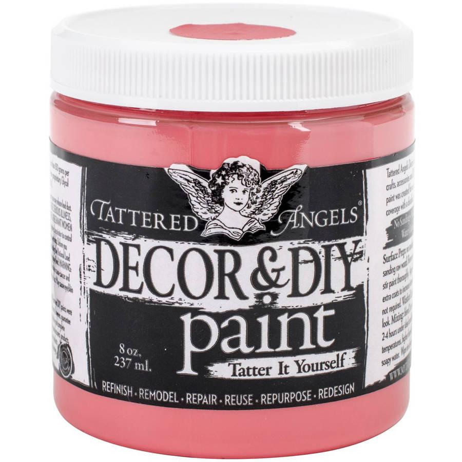 Decor & Diy Paint Cup 8Oz-Ruby