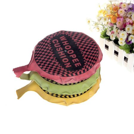 Funny Whoopee Cushion Jokes Gag Tricky Toys Pranks Maker for Halloween Party Props
