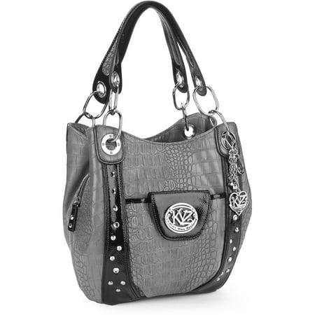 Women S Dome Satchel Handbag