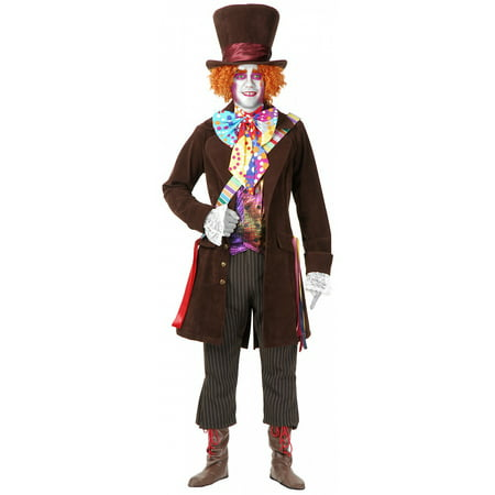 Electric Mad Hatter with Pants Adult Costume - X-Small](Electric Costumes)