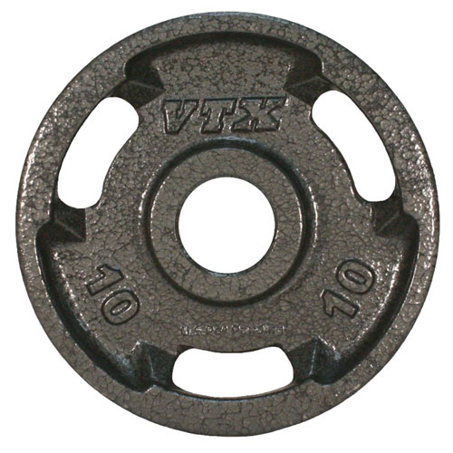 VTX by Troy Barbell 10 lb. Olympic Grip Plate