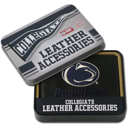 Ncaa   Mens Penn State Nittany Lions Embroidered Billfold Wallet