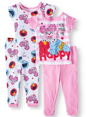 fee418a3bd Product Image Baby Girls  Cotton Tight Fit Pajamas