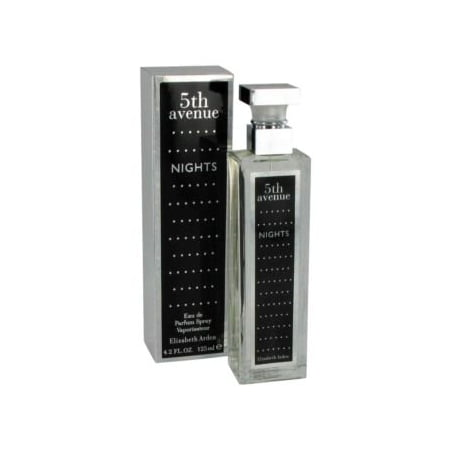 5th Avenue Nights by Elizabeth Arden,Eau De Parfum Spray 4.2 oz, For