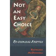 Not an Easy Choice - eBook