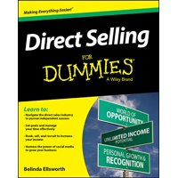 For Dummies: Direct Selling for Dummies (Paperback)
