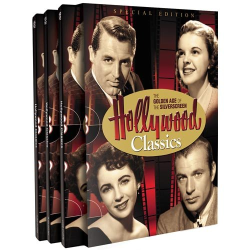 Hollywood Classics: The Golden Age Of The Silverscreen (Full Frame)