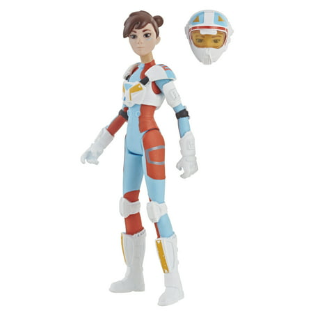 Star Wars Star Wars: Resistance Animated Series Torra Doza Figure - Star Wars Kids Gifts