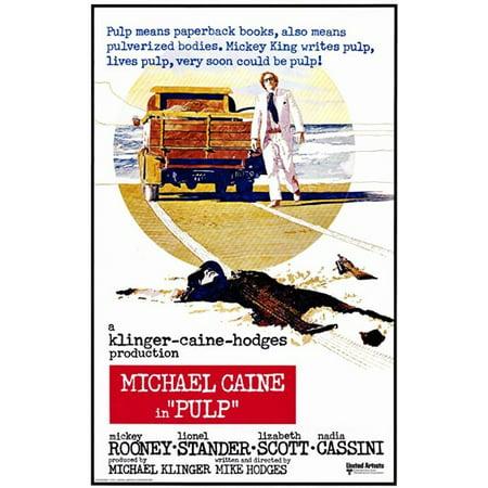 Pulp Movie Poster  11 X 17