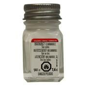 Testors Enamel Paint, .25 oz., Gloss White