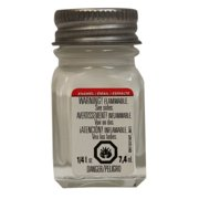 Testors Enamel Paint, .25 oz., Gloss White