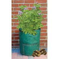 """Bosmere K705 18"""" X 14"""" Green Potato Planter Grow Bag"""