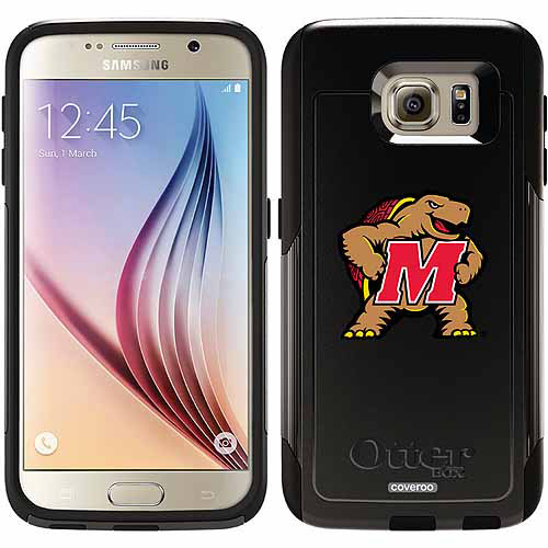 Maryland Mascot Design on OtterBox Commuter Series Case for Samsung Galaxy S6