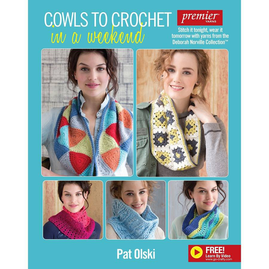 Soho Publishing Cowls To Crochet In A Weekend