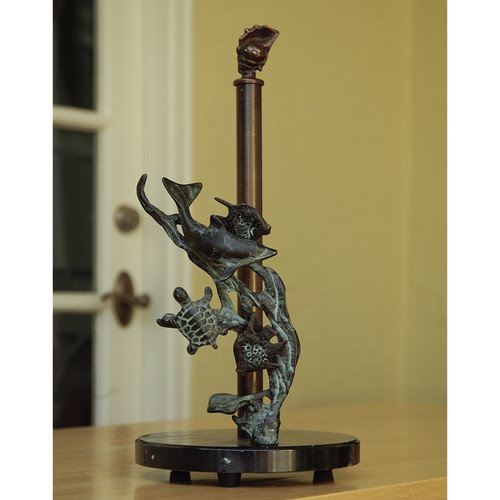 SPI Home Seaworld Paper Towel Holder