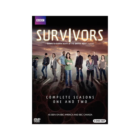 Survivors: Complete Seasons One and Two (DVD) (List Of All Survivor Seasons In Order)