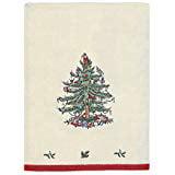 Avanti Holiday Spode Tree Towel, Multiple Sizes