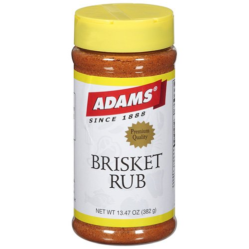 Adams Brisket Rub Seasoning, 382g