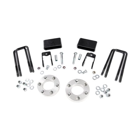 Rough Country 2-inch Suspension Leveling Lift Kit for Nissan: 16-18 Titan XD
