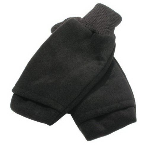 ProActive Sports Winter Fleece Pull Up Mitts (Medium) by ProActive Sports