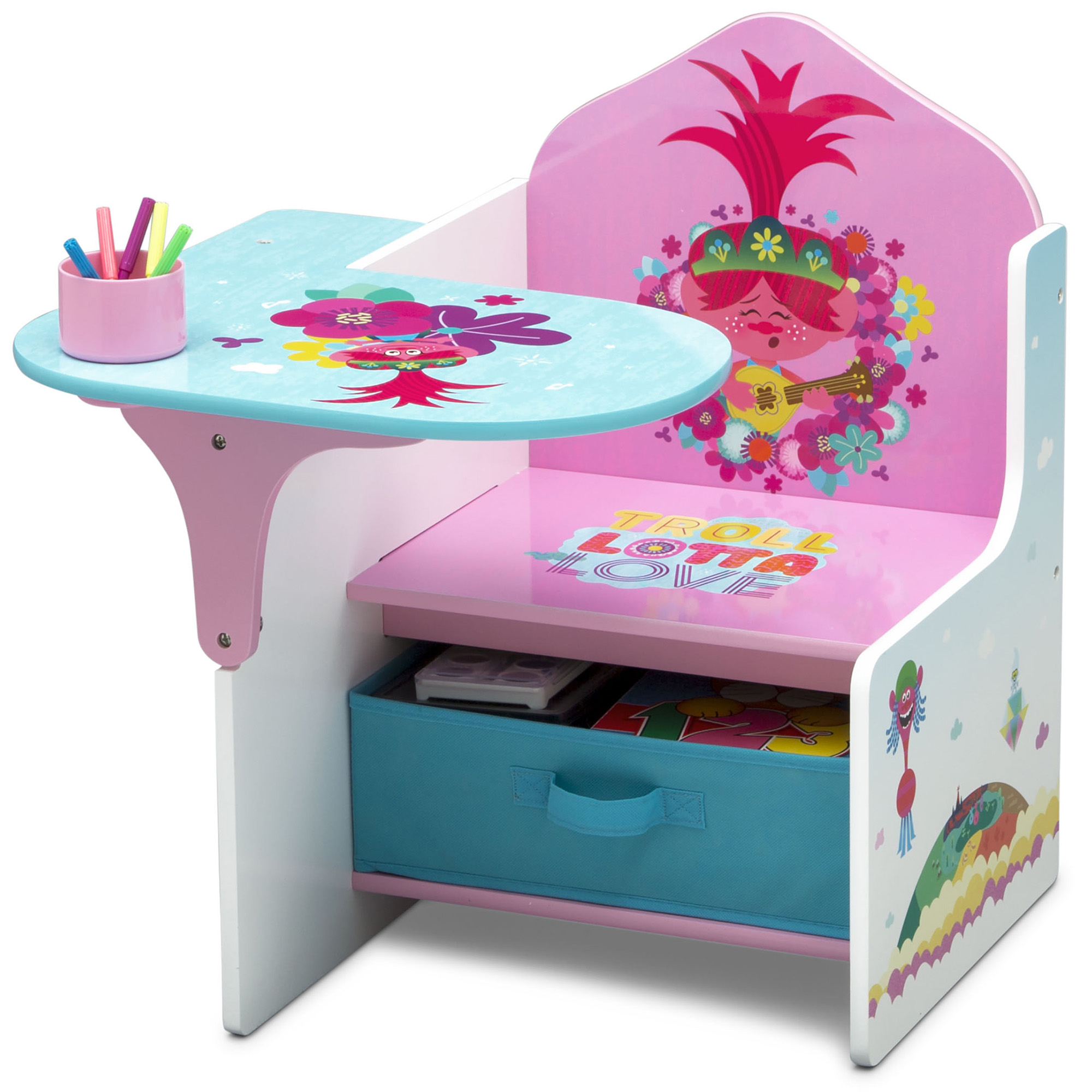 Image of: Kids Desk With Chair Sets Walmart Com