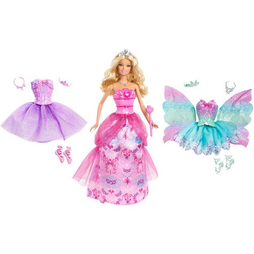 Mattel Barbie Royal Dress Up Doll