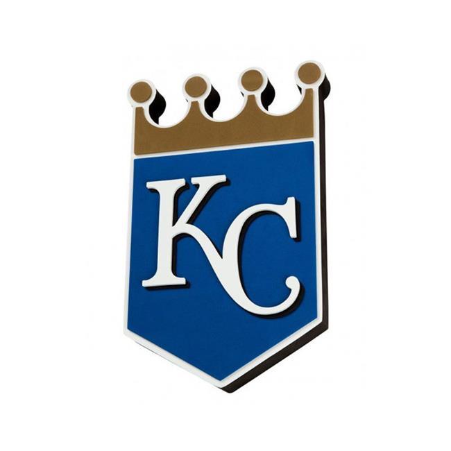 Caseys 4762404492 Kansas City Royals Magnet 3D Foam - image 1 of 1