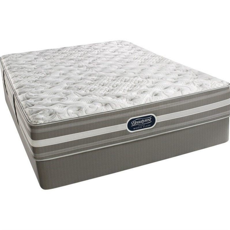 Beautyrest Recharge World Class Bemus Point Extra Firm Mattress-Twin
