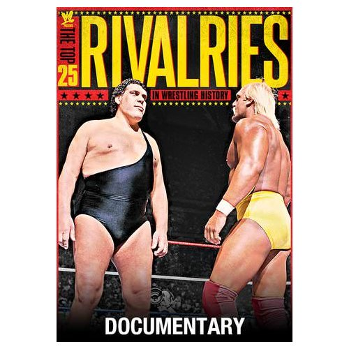WWE: Top 25 Rivalries (Documentary) (2013)