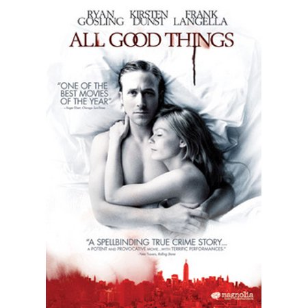 All Good Things (DVD) (They Say That All Good Things Must End)