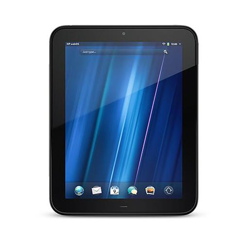 "Hewlett Packard HP TouchPad FB356UT 9.7"" LED Tablet, Snapdragon APQ8060 1.2 GHz, 32GB, Glossy Black-FB356UT#ABA"