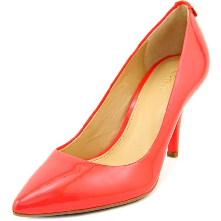 65371a8074a0 Michael Michael Kors MK-Flex Mid Pump Women Pointed Toe Synthetic Pink Heels  - Walmart.com