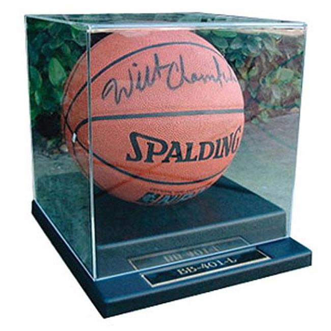 Caseworks International CAS-BB-401-L Liberty Value Basketball Display Case - No Logo