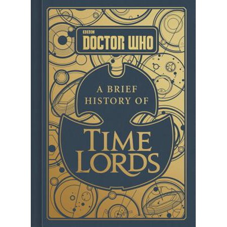 Doctor Who: A Brief History of Time Lords (Halloween Brief History)
