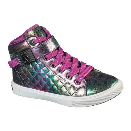 Fantastiske tilbud på Skechers Kids Girls Shoutouts Glitz GEN 9YTEu